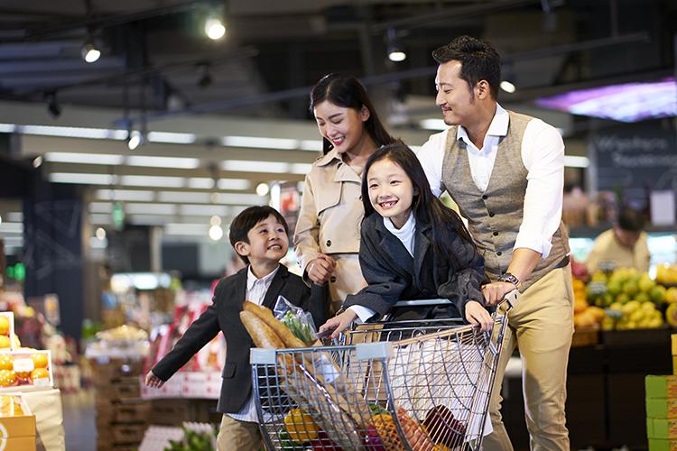 Le eCommerce dans l'alimentaire en Chine , c'est 80% de croissance !