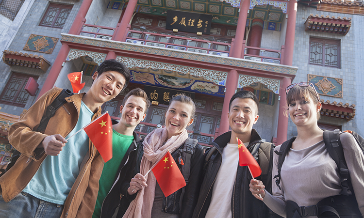 Partir en voyage de groupe en Chine durant une colonie de vacances